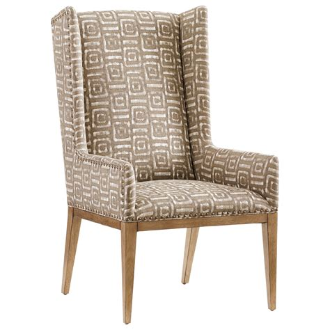 bahama home cypress point milton host chair with