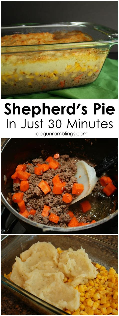 best shepherds pie recipe easy 30 minute shepherd s pie recipe gun ramblings