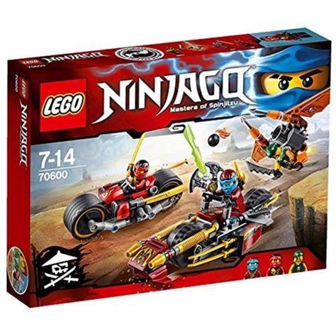 Lego Ninja Motorrad by Lego Ninjago 70600 Ninja Bike Jagd Motorrad Tv Spinjitzu