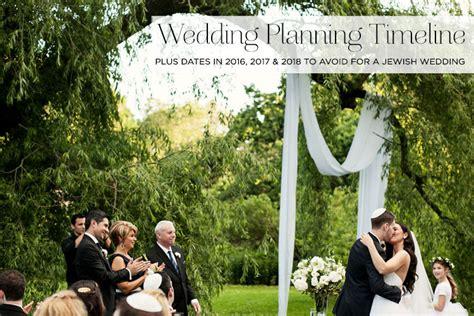 Wedding Checklist Dates by Wedding Planning Monthly Checklist And Dates In 2017