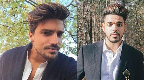 light skin men with straigth hair natural highlights for mixed curly hair mariano di vaio