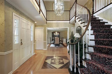 foyer stairs 27 gorgeous foyer designs decorating ideas designing idea