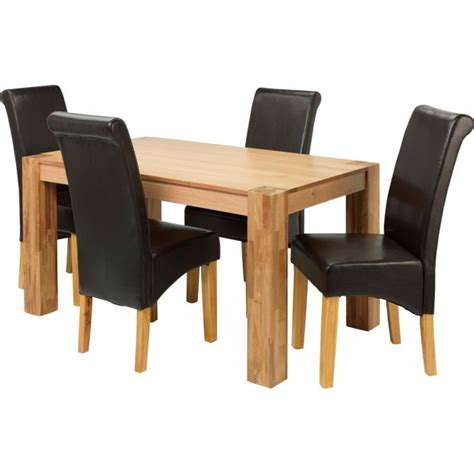 Argos Dining Room Tables by Buy Collection Marston Dining Table And 4 Chairs Oak