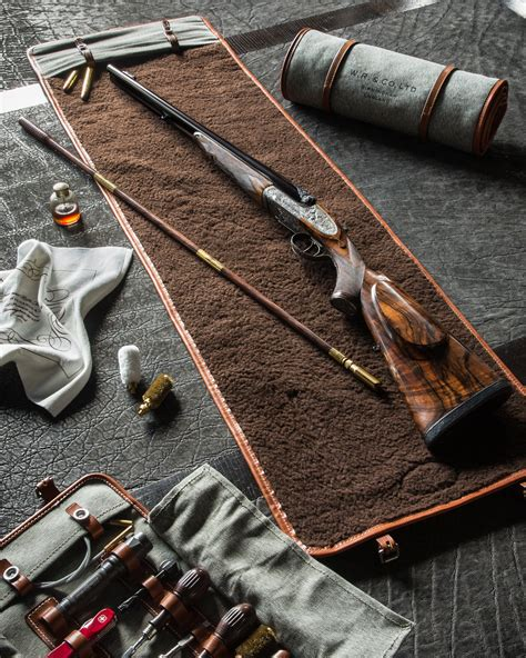 Rifle Cleaning Mat by Clothing Accessories Westley Richards