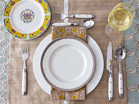 set table 12 stylish thanksgiving table setting ideas