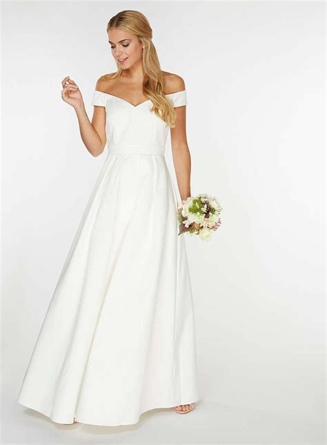 The top summer 2018 high street wedding dresses