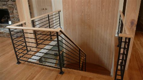 Interior Handrails And Railings Image Gallery Interior Banisters