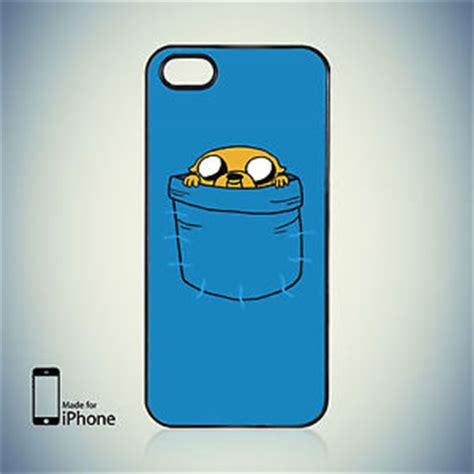 adventure time jake the in a pocket for iphone 4 4s 5 5s 5c
