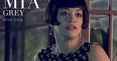 bioskopkeren fifty shades of grey rita ora has three lines in fifty shades of grey and one
