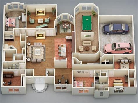 3d floorplan 125 besten h 228 user bilder auf grundriss