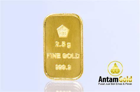 Ubs Logam Mulia 1 Gram Original 100 Antam emas logam mulia antam tbk indogold support