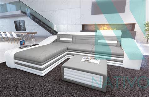 Design Ledersofa Outlet by Designer Ledersofa Mirage Mini Bei Nativo M 246 Bel Schweiz