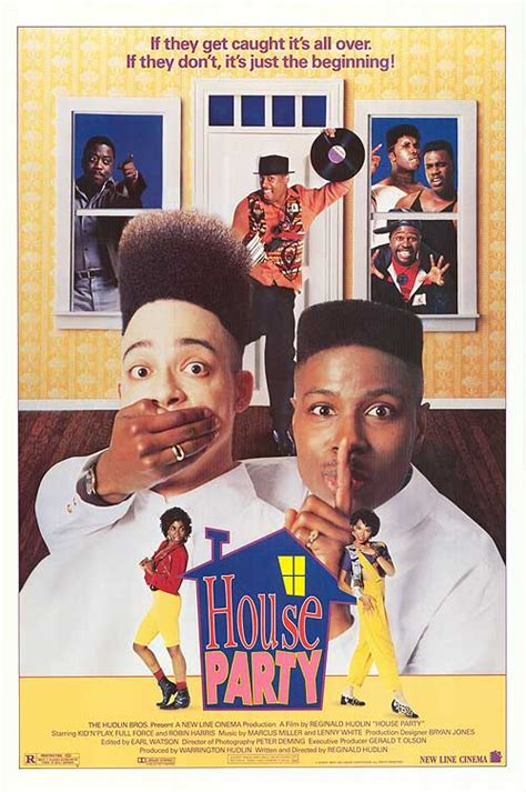 House Party Movie Posters At Movie Poster Warehouse Movieposter Com