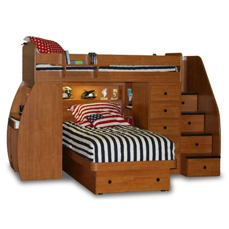 bunk bed pins captain bunk bed stairs desk saver twin over twin