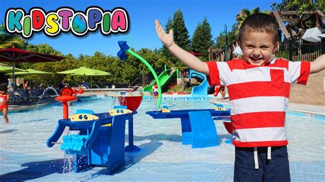 outdoor family trip to gilroy gardens water park for