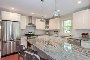 Quartz Countertops With Dark Cabinets Granite Marble Countertop New Arrival