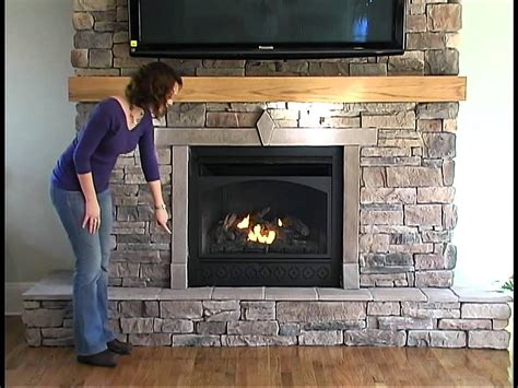 fireplace trim kit youtube