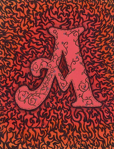 The Scarlet Letter the new scarlet letter