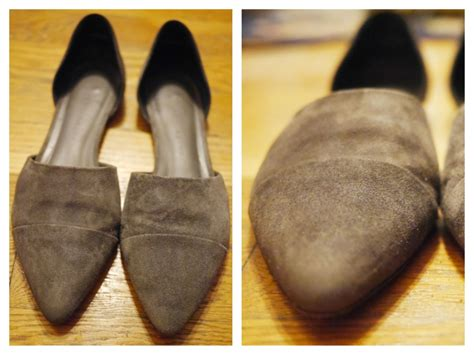 diy suede shoes an s o s for suede shoes the style pragmatist