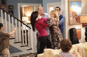 64 per cent of americans agree that modern family is weak daily mail