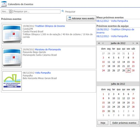 Calendario De Eventos Calend 225 De Eventos Transpire Treinus