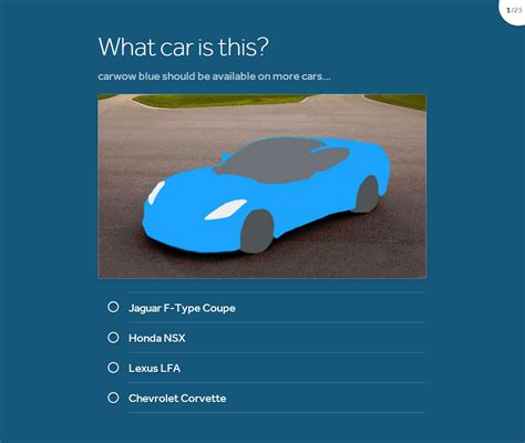 Hardest Or Question Taking This Quiz Shows What You Really About Cars Corvetteforum