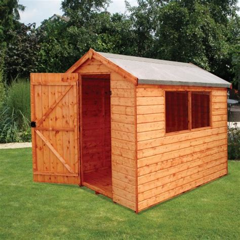 Sheds Norfolk by Albany Norfolk Apex Shed