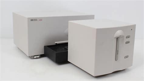 agilent 8453 diode array uv vis spectrophotometer agilent hp 8453 g1103a diode array uv vis spectrophotometer ebay