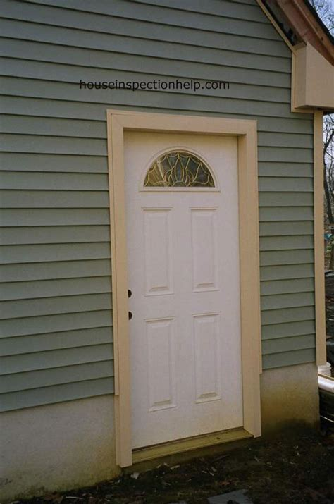 Vinyl Siding Door Trim Vinyl Exterior Doors
