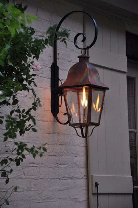 gas lantern outdoor lighting 1000 images about gas light on