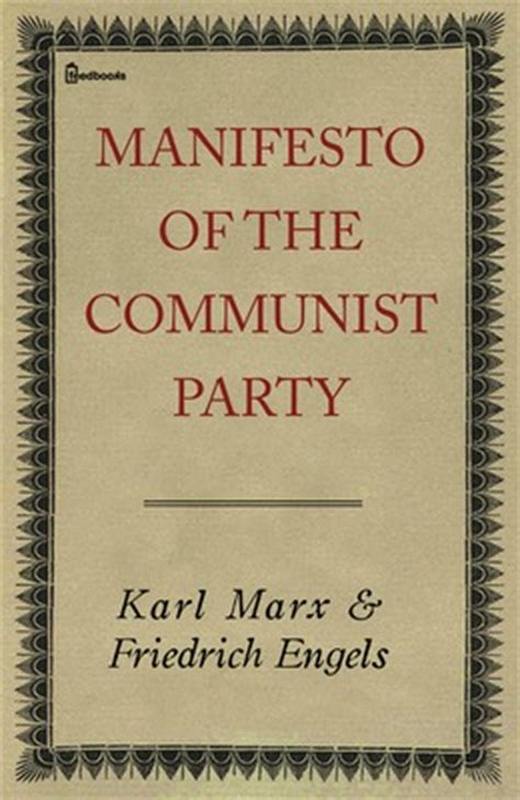 Manifesto Partai Politik Karl Marx the proletarians driven to despair wil by friedrich engels like success