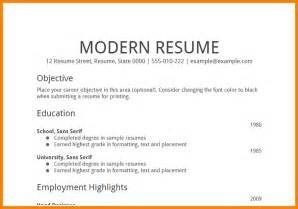 Sample Career Objective Resume 5 Job Resume Objective Examples Ledger Paper