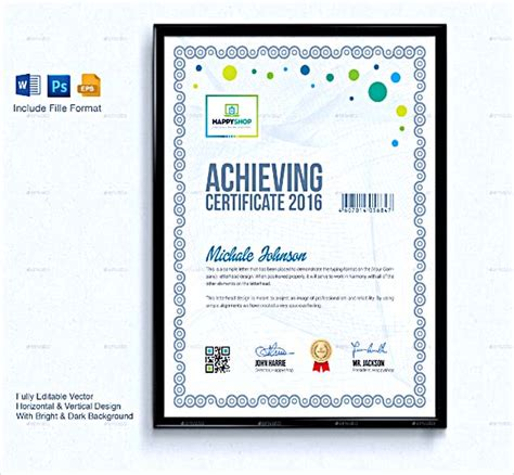business certificate templates for word selecting certificate template word for diy