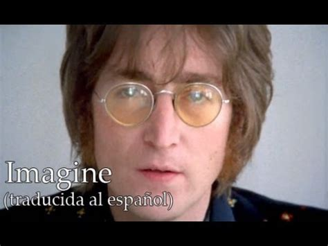 biography en ingles de john lennon imagine john lennon traducida al espa 241 ol youtube
