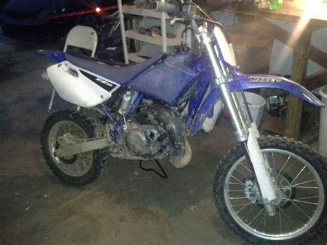 Yamaha New Yz 85cc buy 2004 yz85 yz 85 yz85cc yz 85cc new top end no kill on