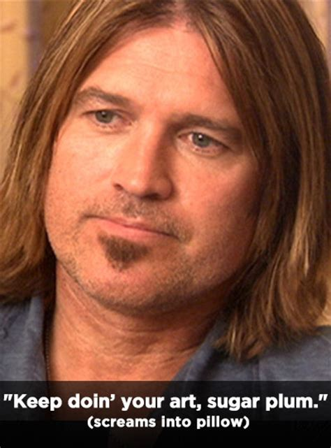 Billy Ray Cyrus Meme - billy ray cyrus mullet