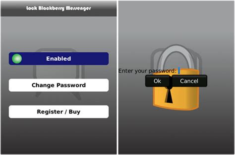 reset blackberry with password lock lock blackberry messenger password protect your bbms