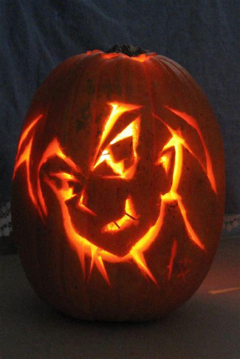 Anime Pumpkin by Anime Pumpkin By Alystar On Deviantart