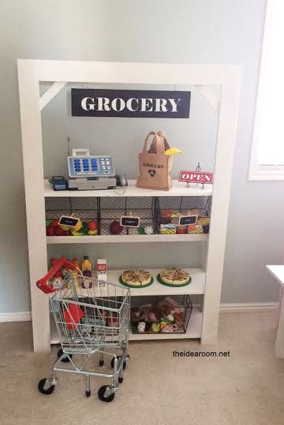 kids grocery stand fun family crafts