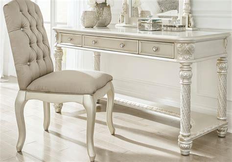 cassimore upholstered vanity chair
