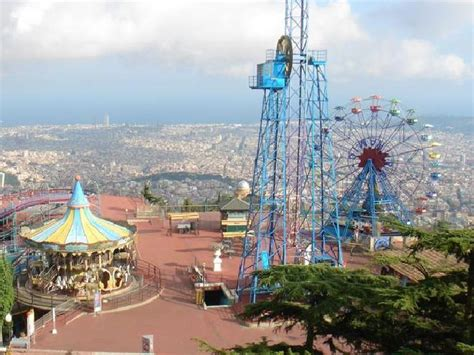 theme park near barcelona 10 things to do in barcelona tibidabo
