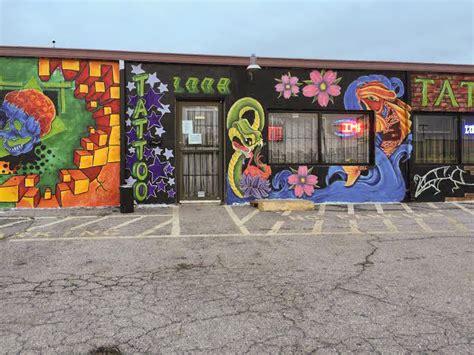 tattoo shops lawton ok impact ink lawton s best studio