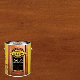 shop cabot gold sunlit walnut toner exterior stain actual