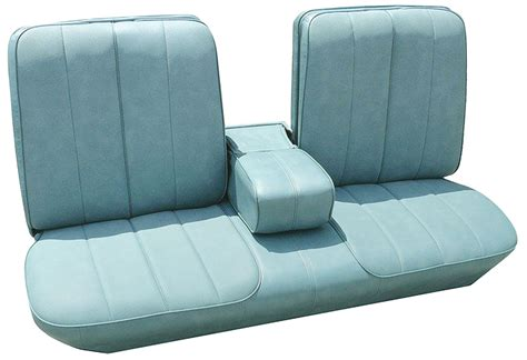 front split bench seat 1966 cadillac seat upholstery 1966 deville front split