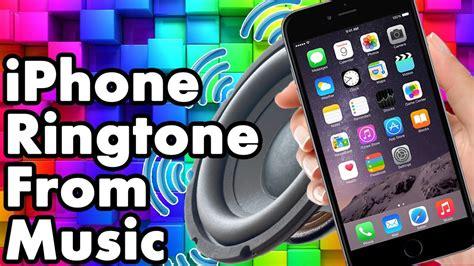 song  iphone ringtone