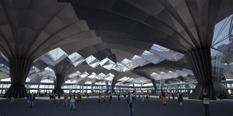 air max terminal 3 at shenzhen airport by studio fuksas shenzhen airport terminal 3 sh o us