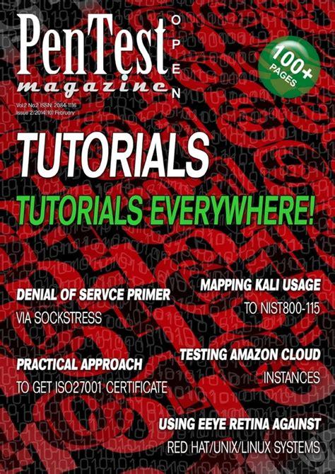 pentest open  tutorials tutorials