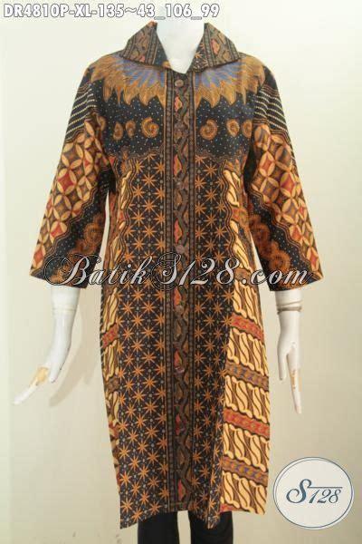 Baju Dress Wanita Kw 841 baju batik kerja dan pesta formal dress batik wanita