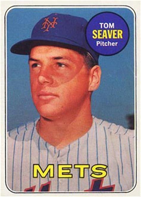 Toms Gift Card Number - 1969 topps tom seaver 480 baseball card value price guide