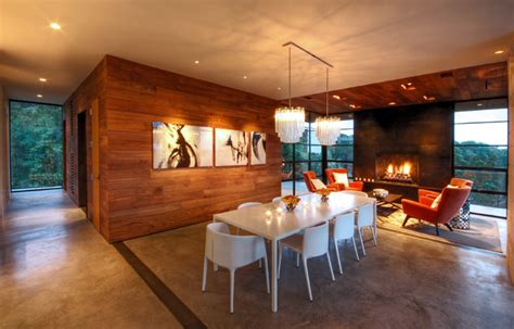 hill country dining room hill country residence modern dining room austin by cornerstone architects